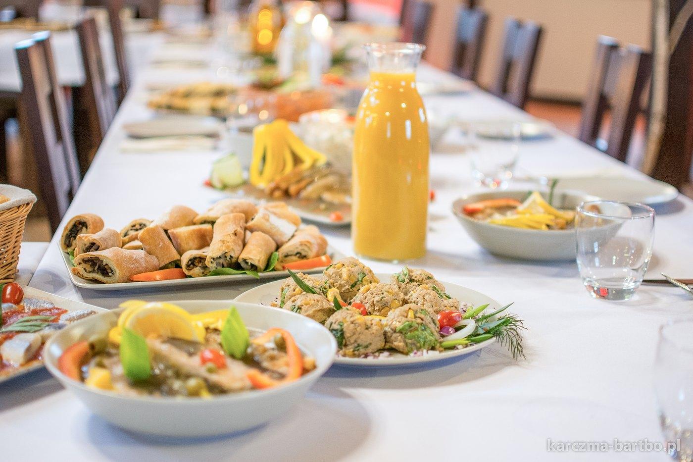 Catering - Karczma Bartbo